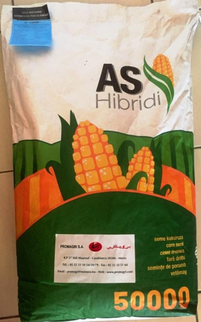 OSCAR AS73 Semence Maïs Hybride