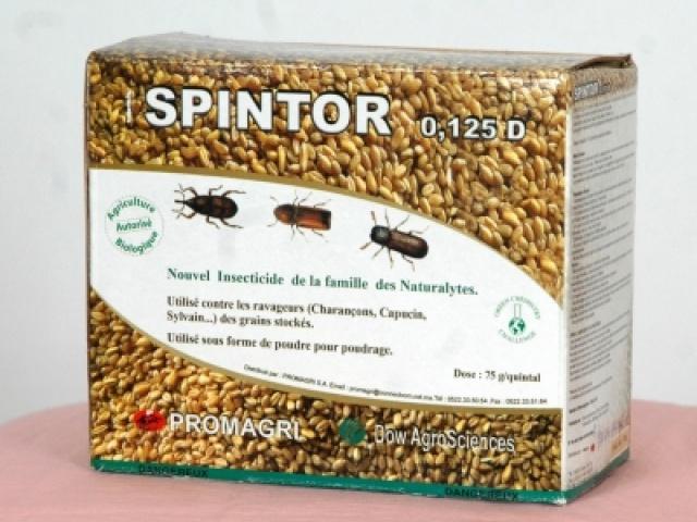 SPINTOR 0,125D